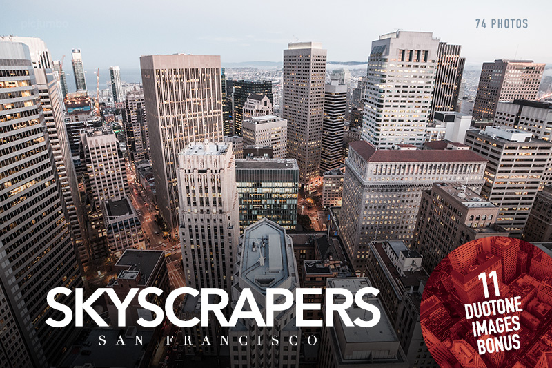 Get this collection now: Skyscrapers