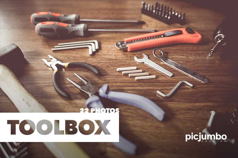 Toolbox — Join PREMIUM and get instant access to this collection!