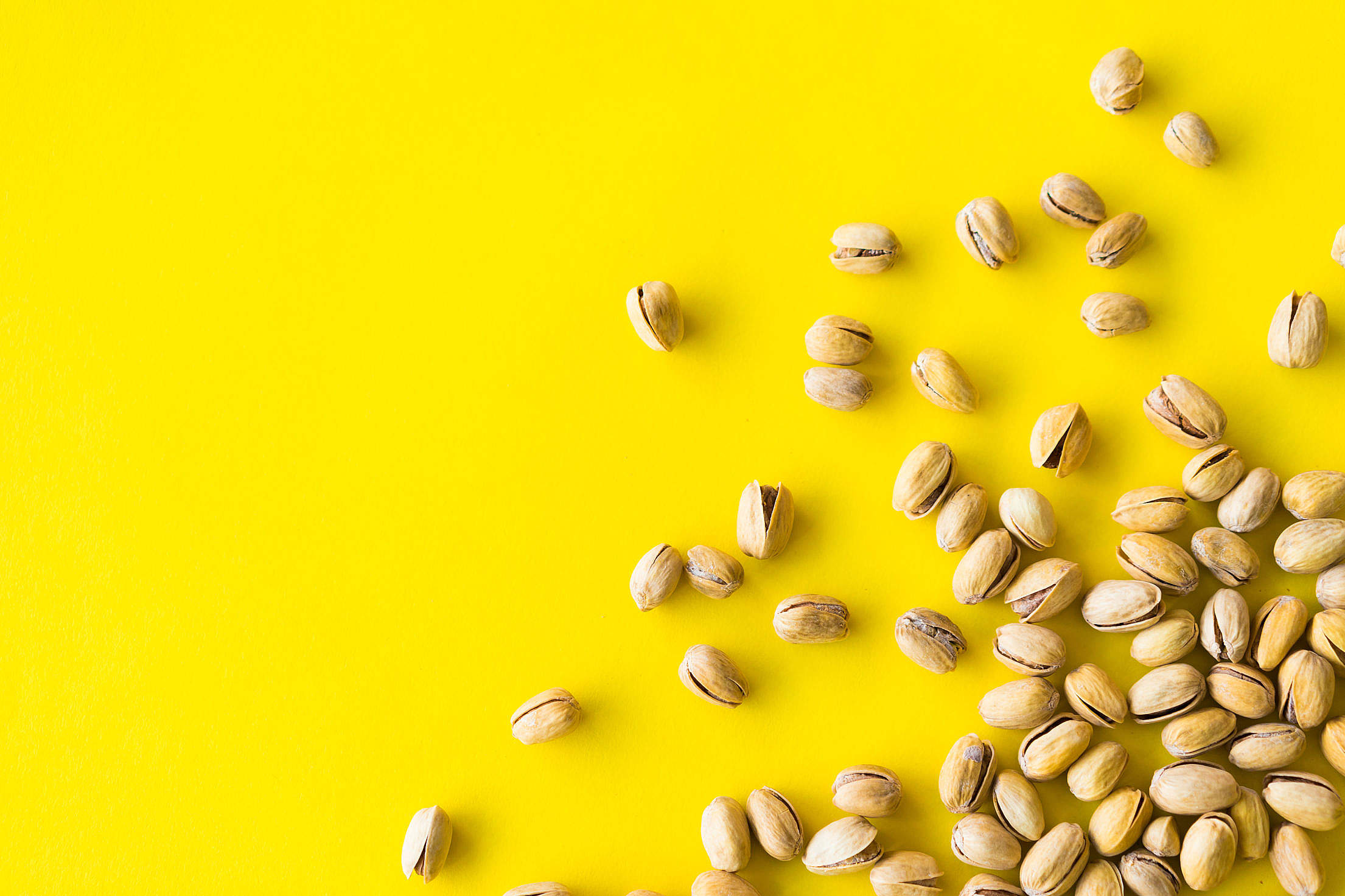 (click to download) Pistachios FREE Stock Photo