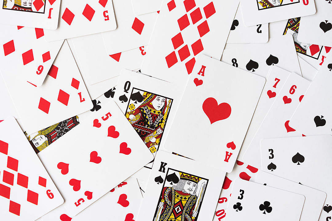 Download Playing Cards FREE Stock Photo