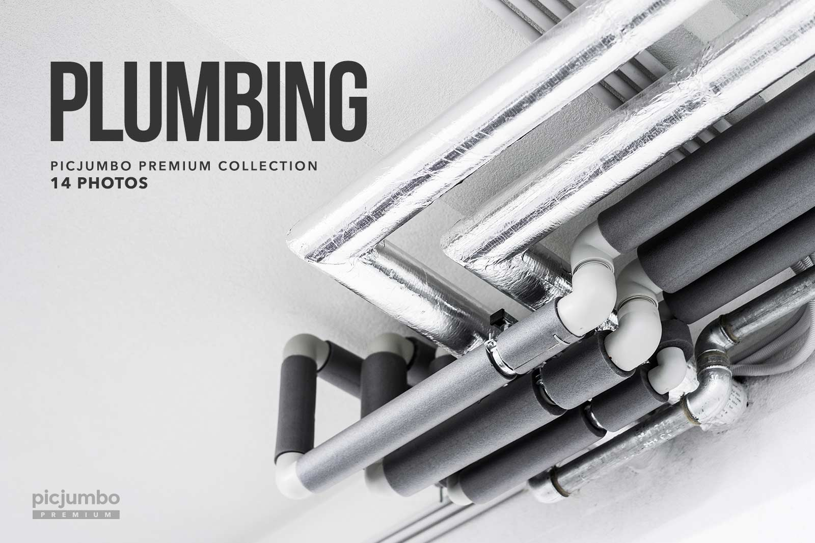 Plumbing — get it now in picjumbo PREMIUM!