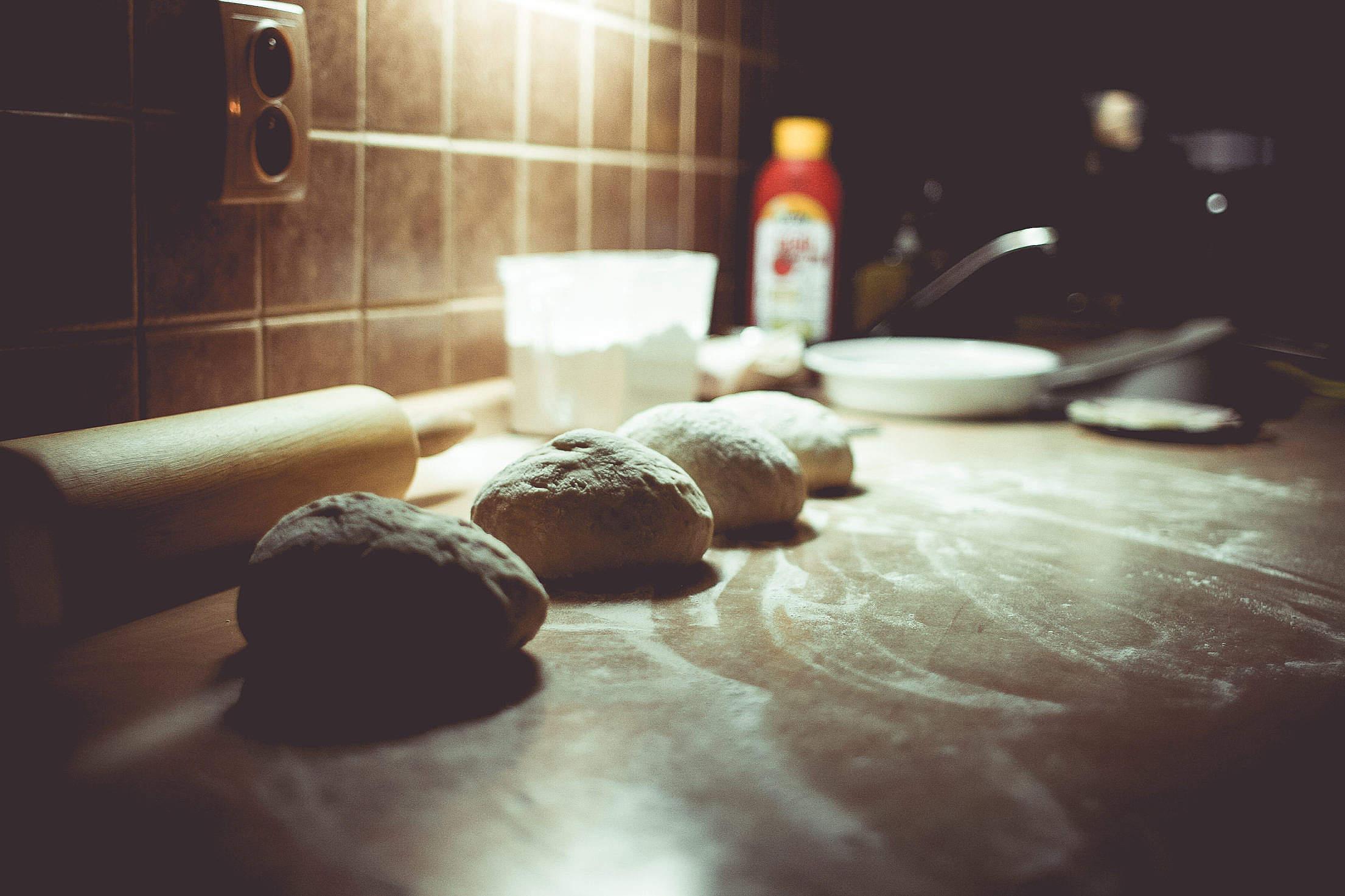 Ready to Baking Free Stock Photo