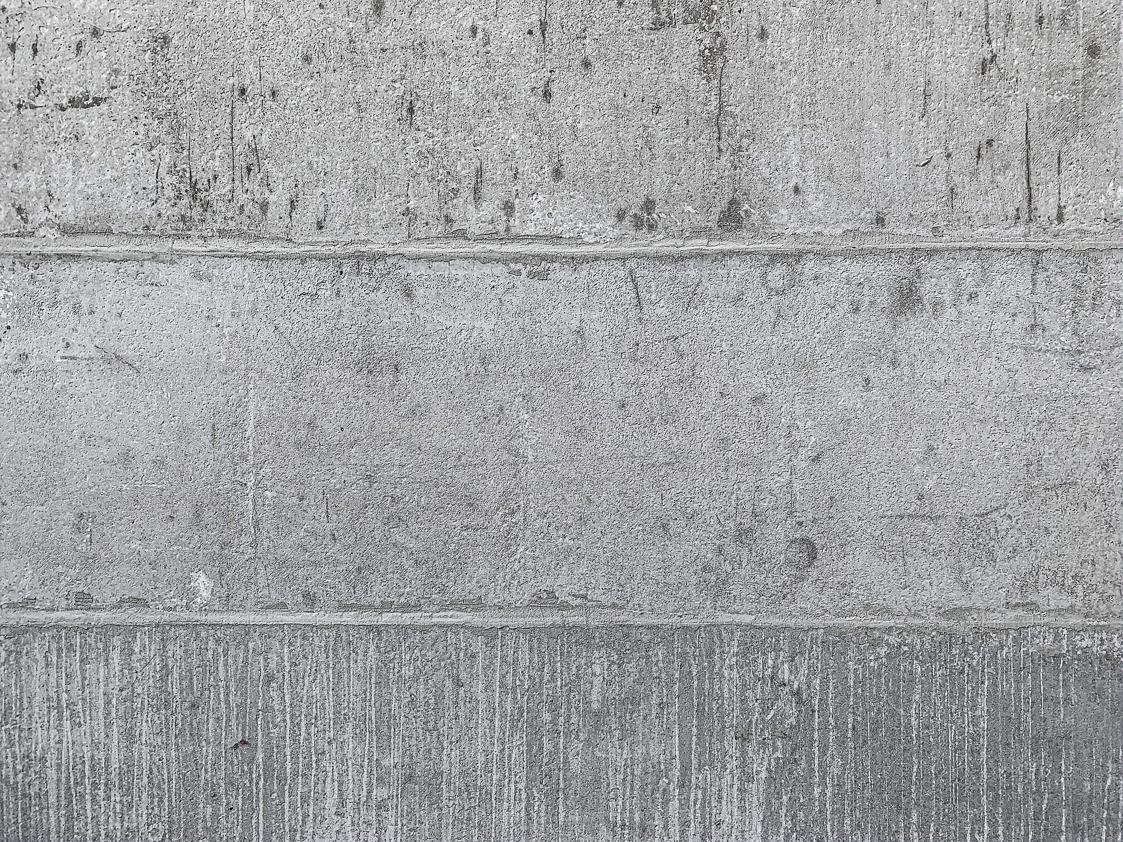Realistic Concrete Wall Texture Free Stock Photo