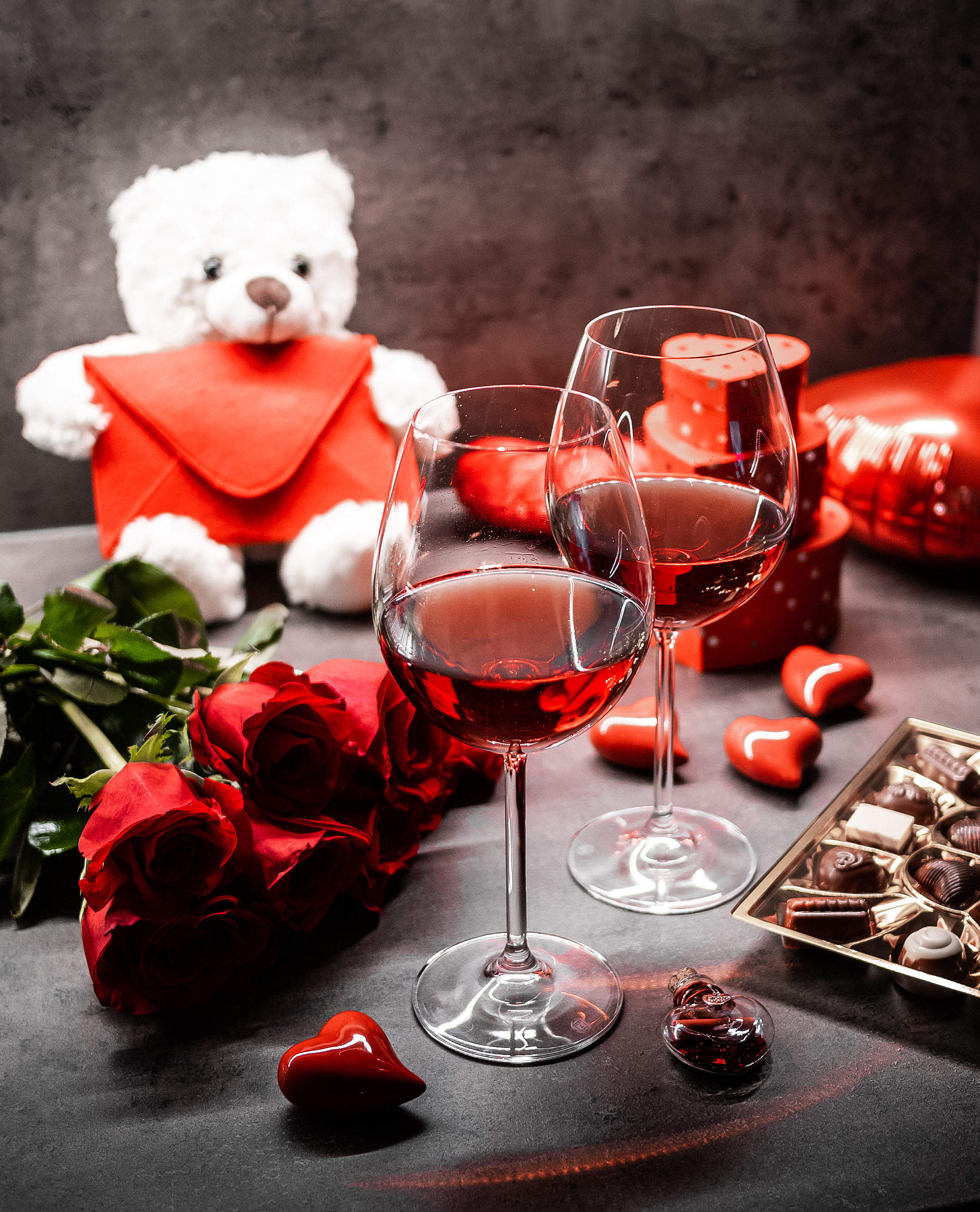 Download Romantic Date Night Free Stock Photo