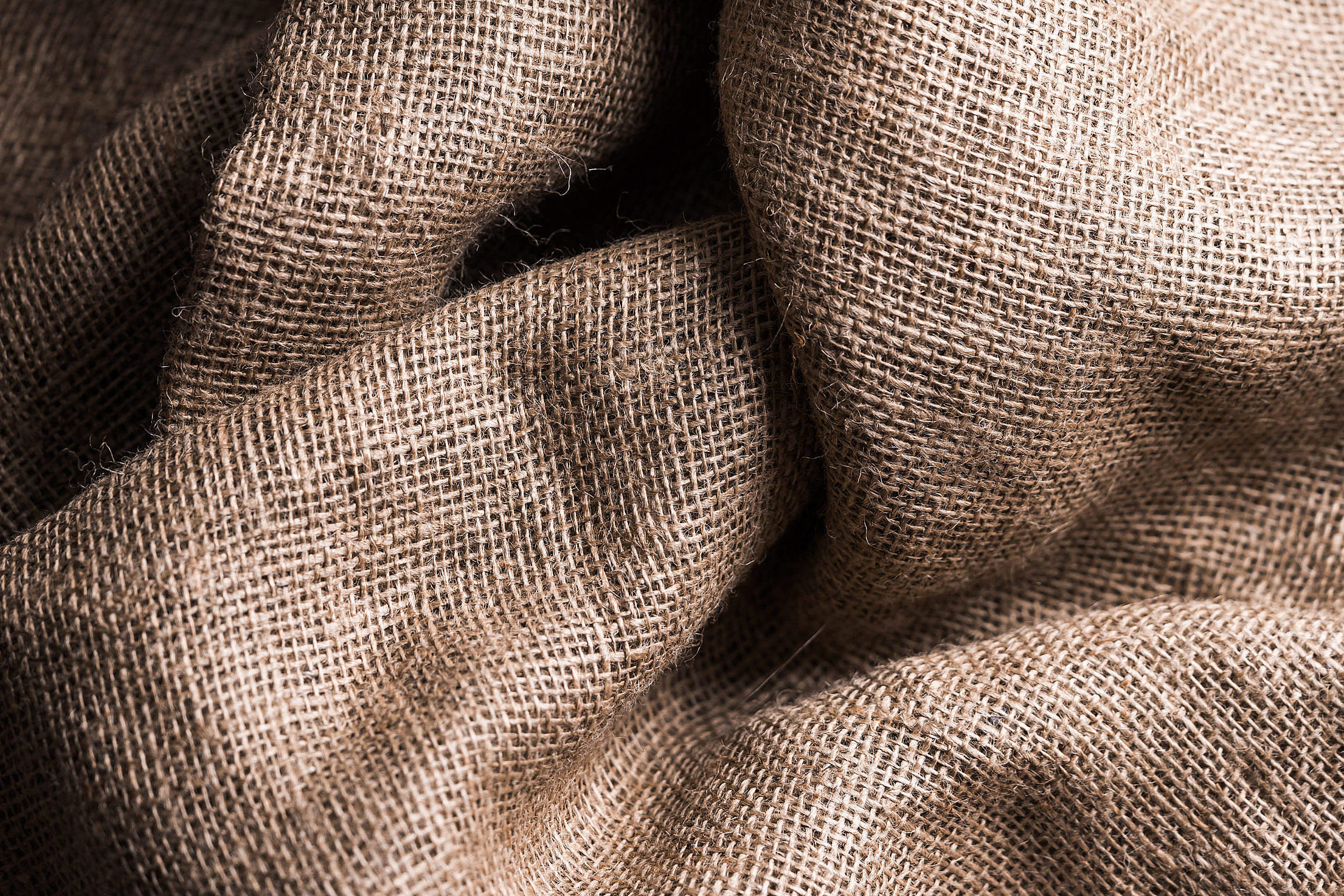 (click to download) Sackcloth FREE Stock Photo