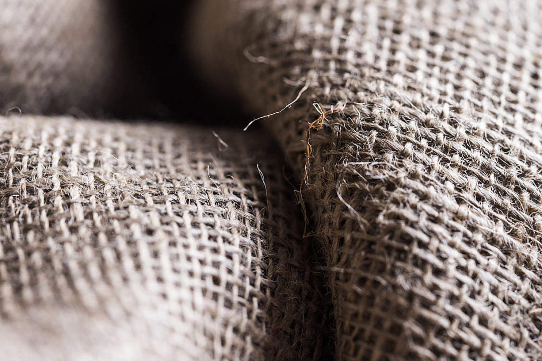 Download Sackcloth Close Up FREE Stock Photo