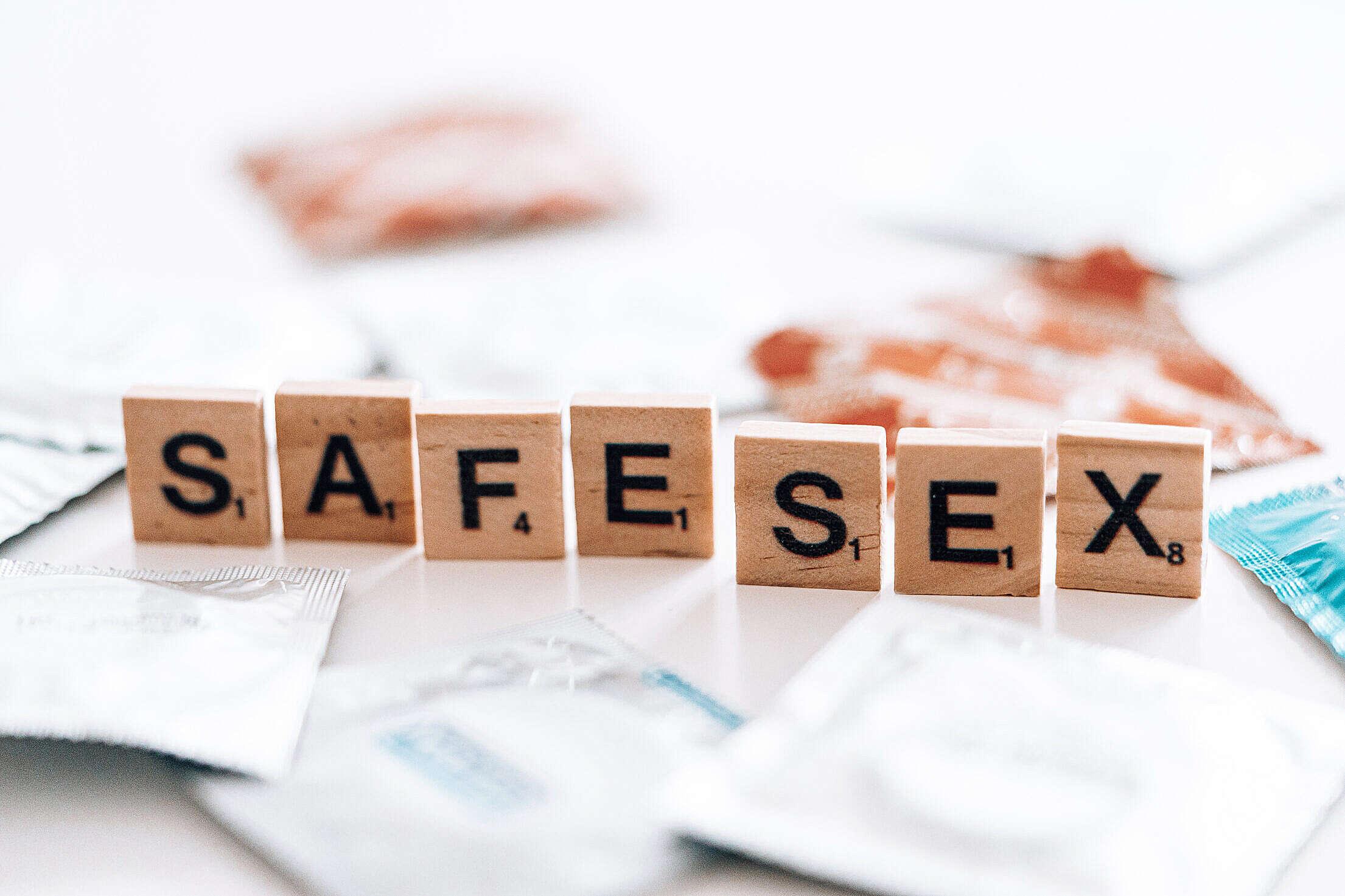 Safe Sex Free Stock Photo