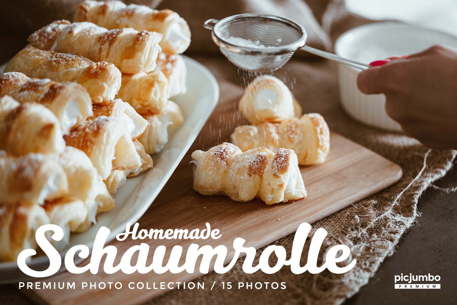 Click here to see Schaumrolle PREMIUM Collection!
