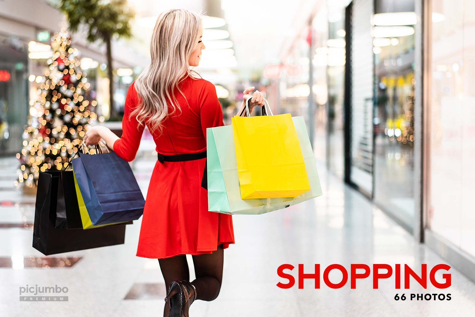 Shopping — get it now in picjumbo PREMIUM!