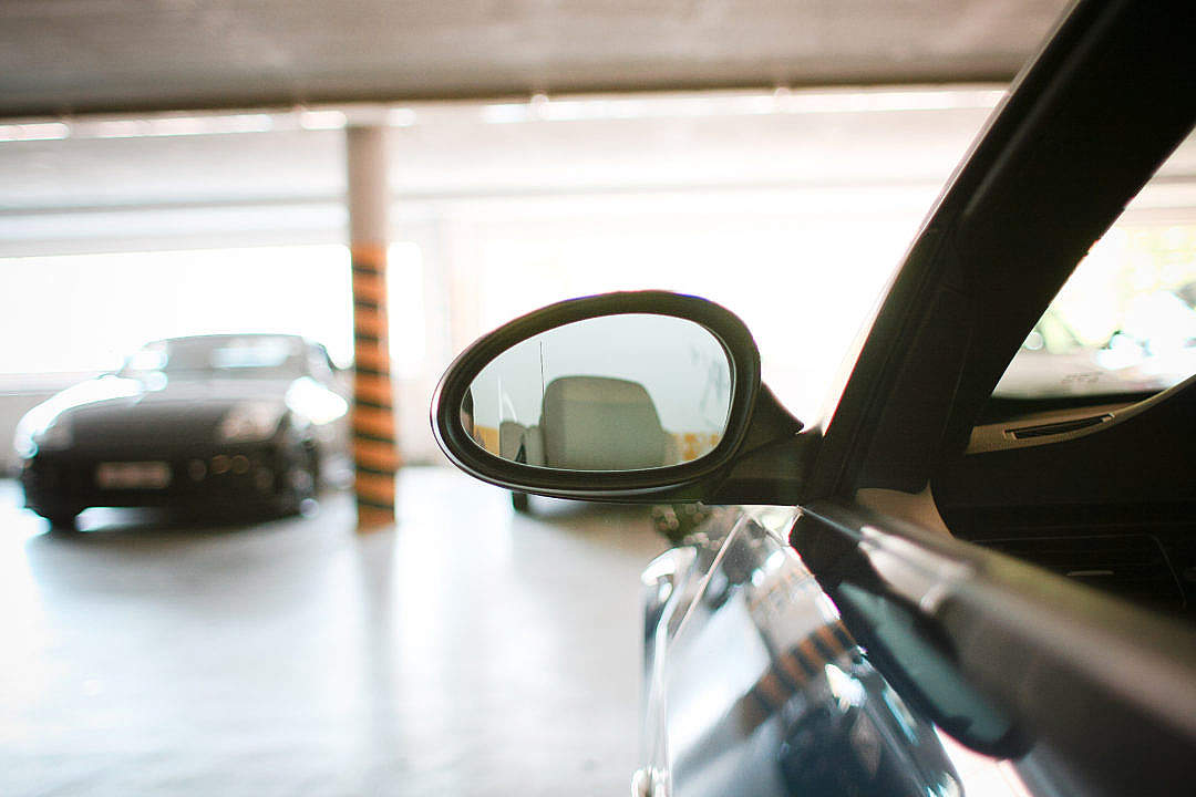 Download Side Mirror FREE Stock Photo