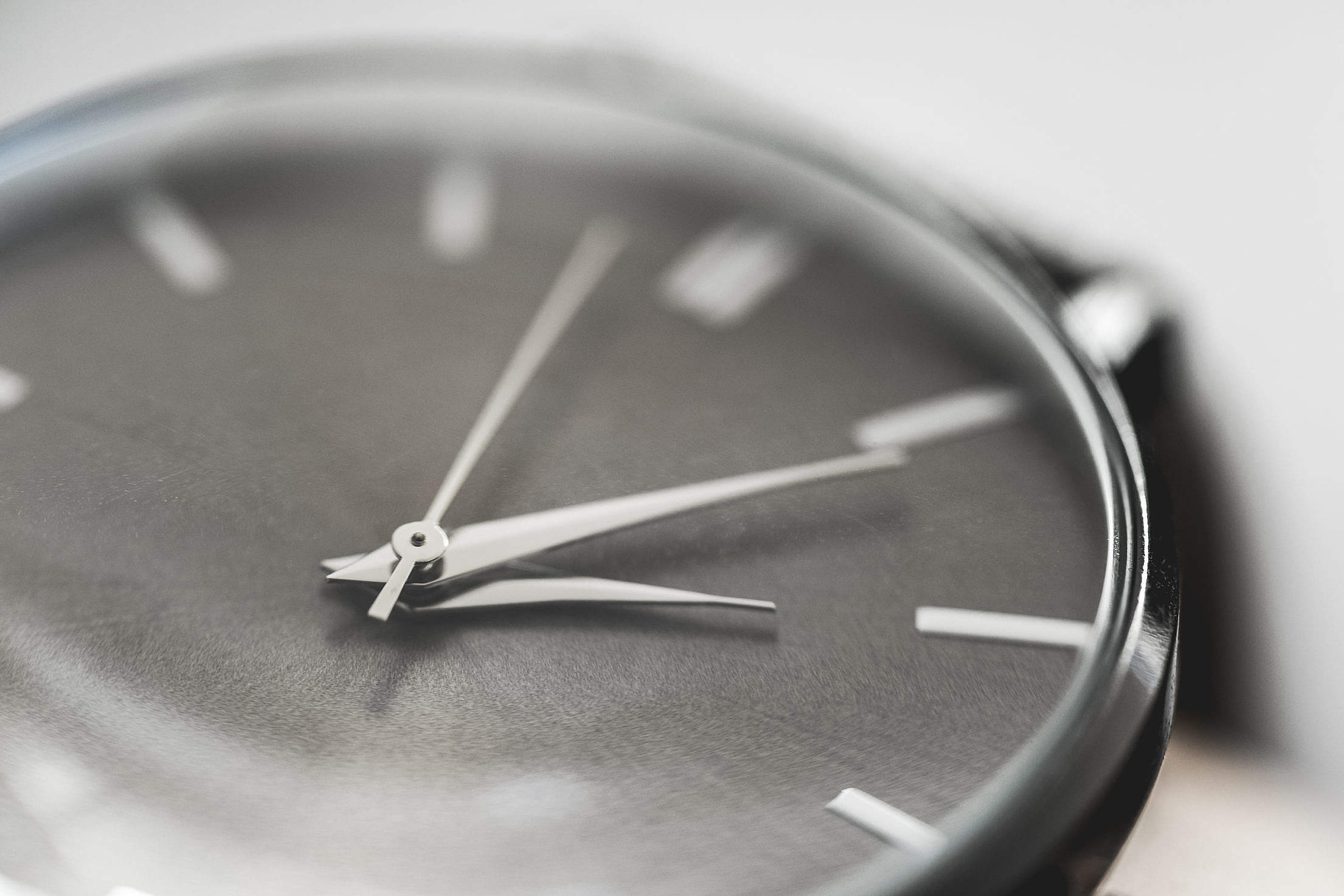 Simple & Classy Silver Watches Close Up Free Stock Photo