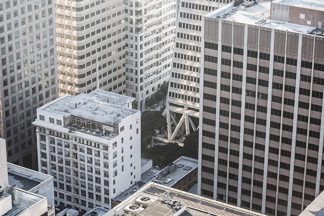 Download Skyscrapers in San Francisco FREE Stock Photo