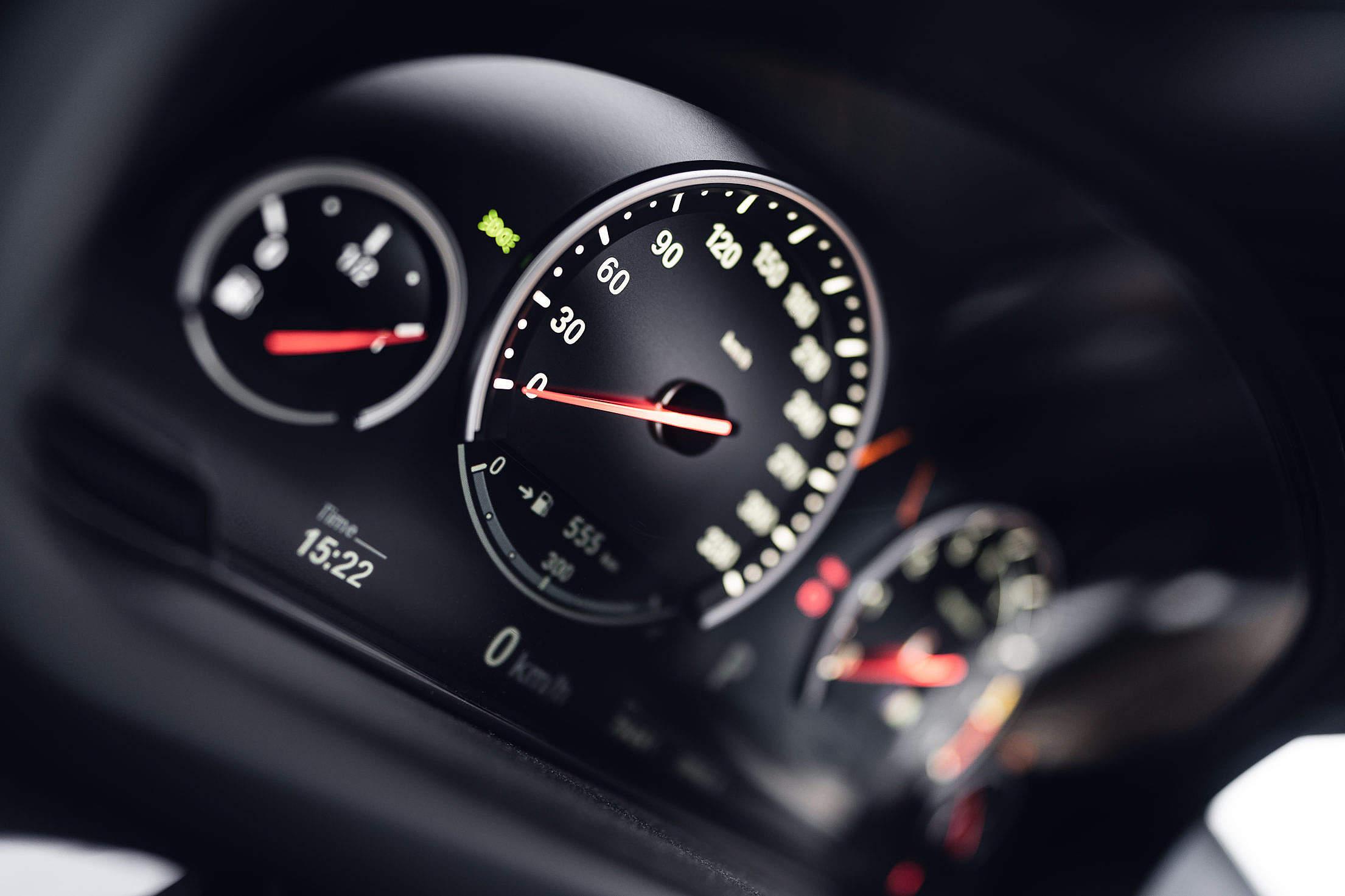Speedometer Free Stock Photo