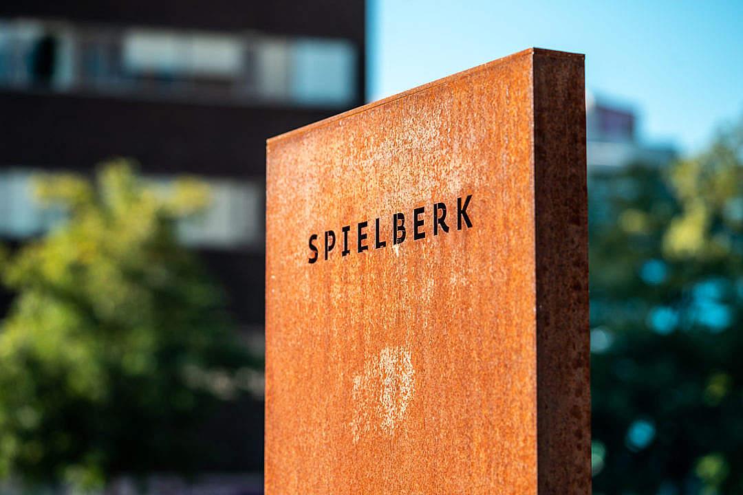 Download Spielberk Office Park, Brno FREE Stock Photo