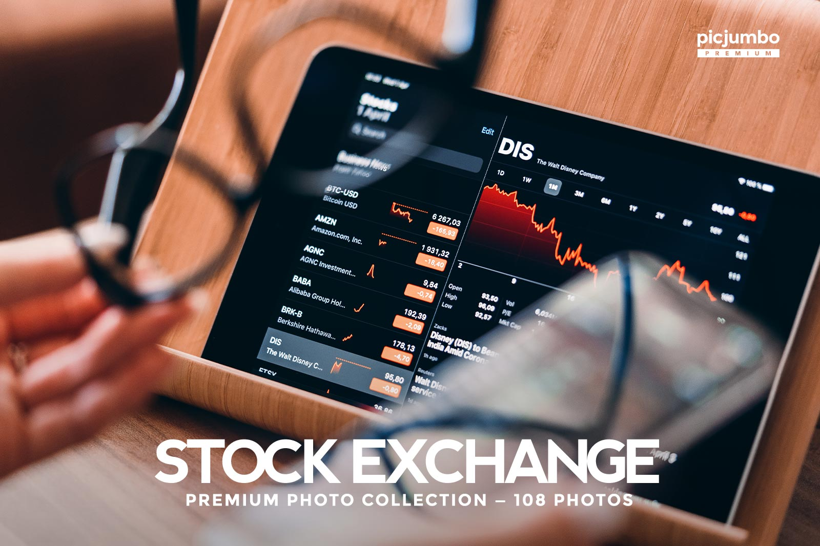 Click here to see Stock Exchange PREMIUM Collection!