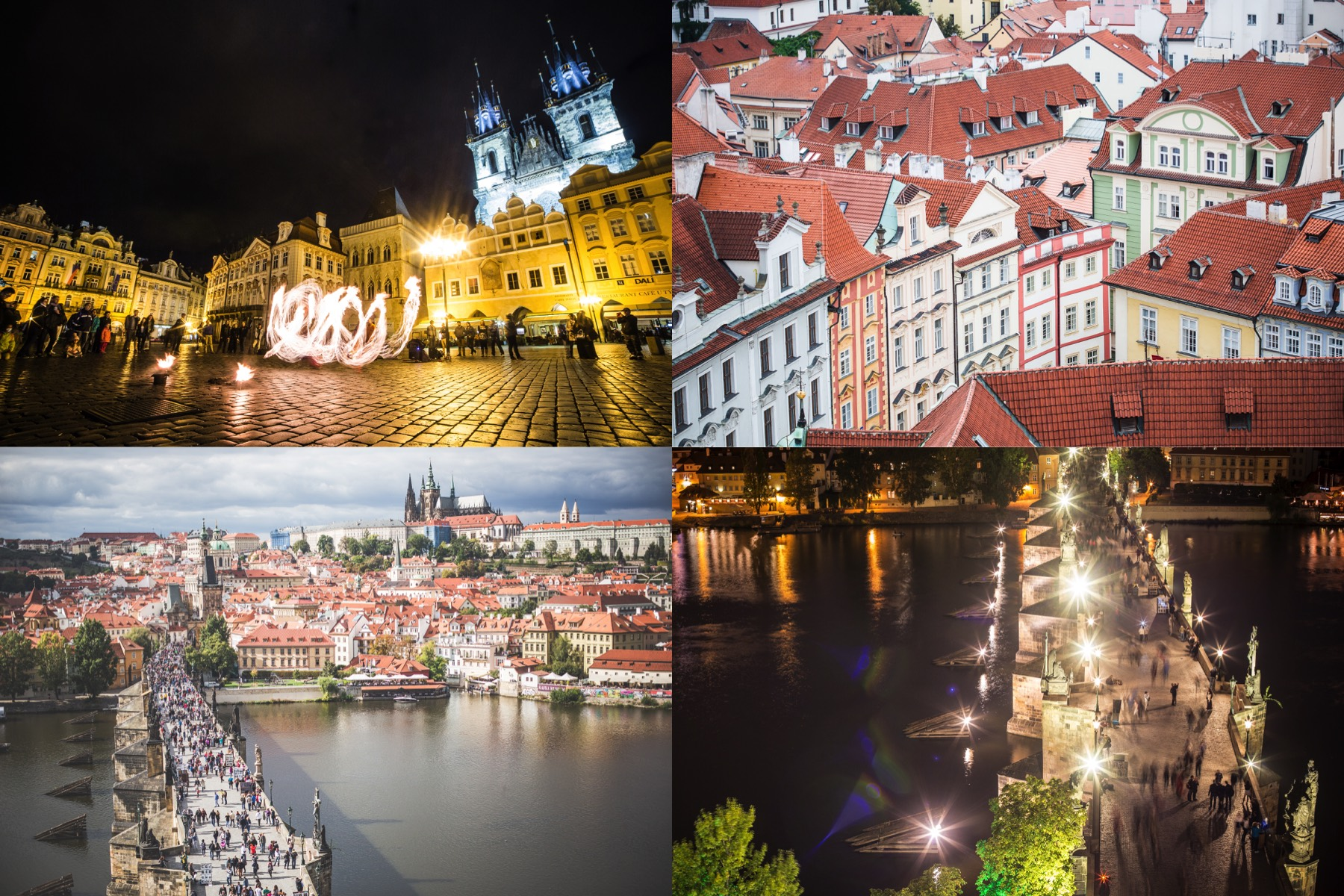 streets of prague preview
