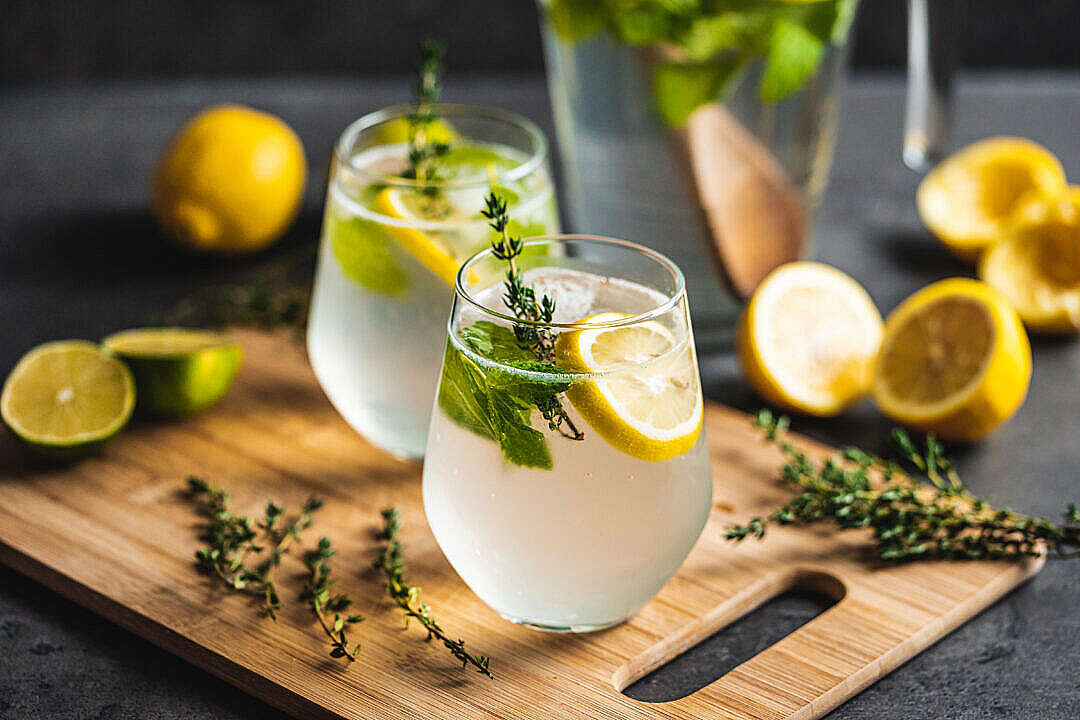 Download Summer Drink FREE Stock Photo