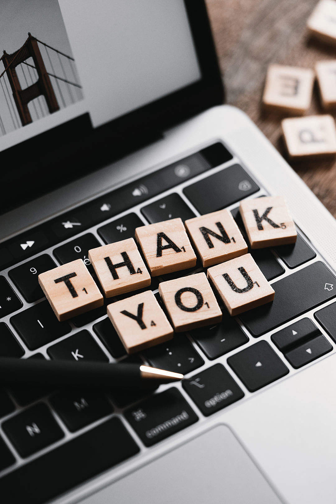 Download Thank You FREE Stock Photo