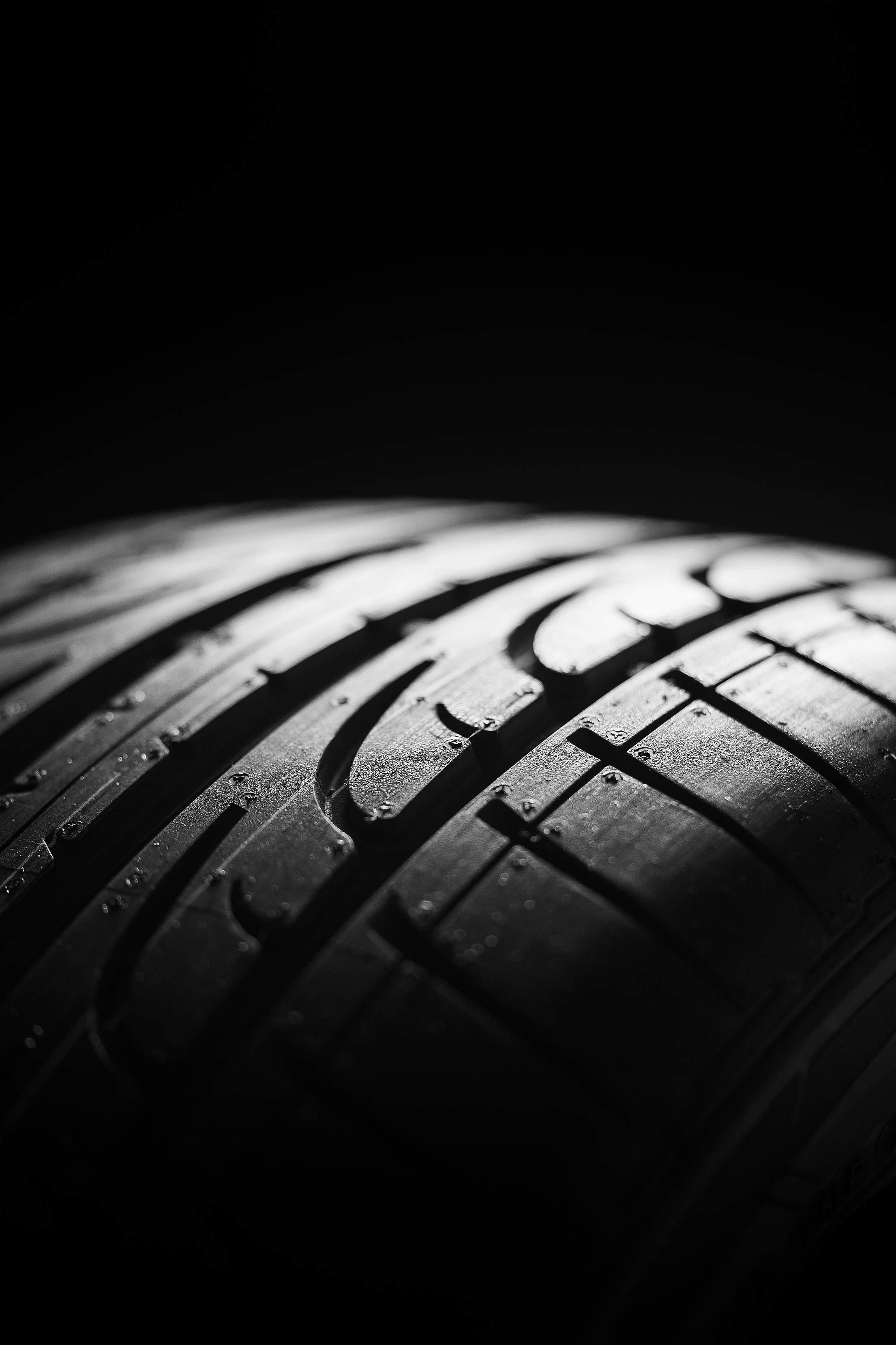 Tire Free Stock Photo