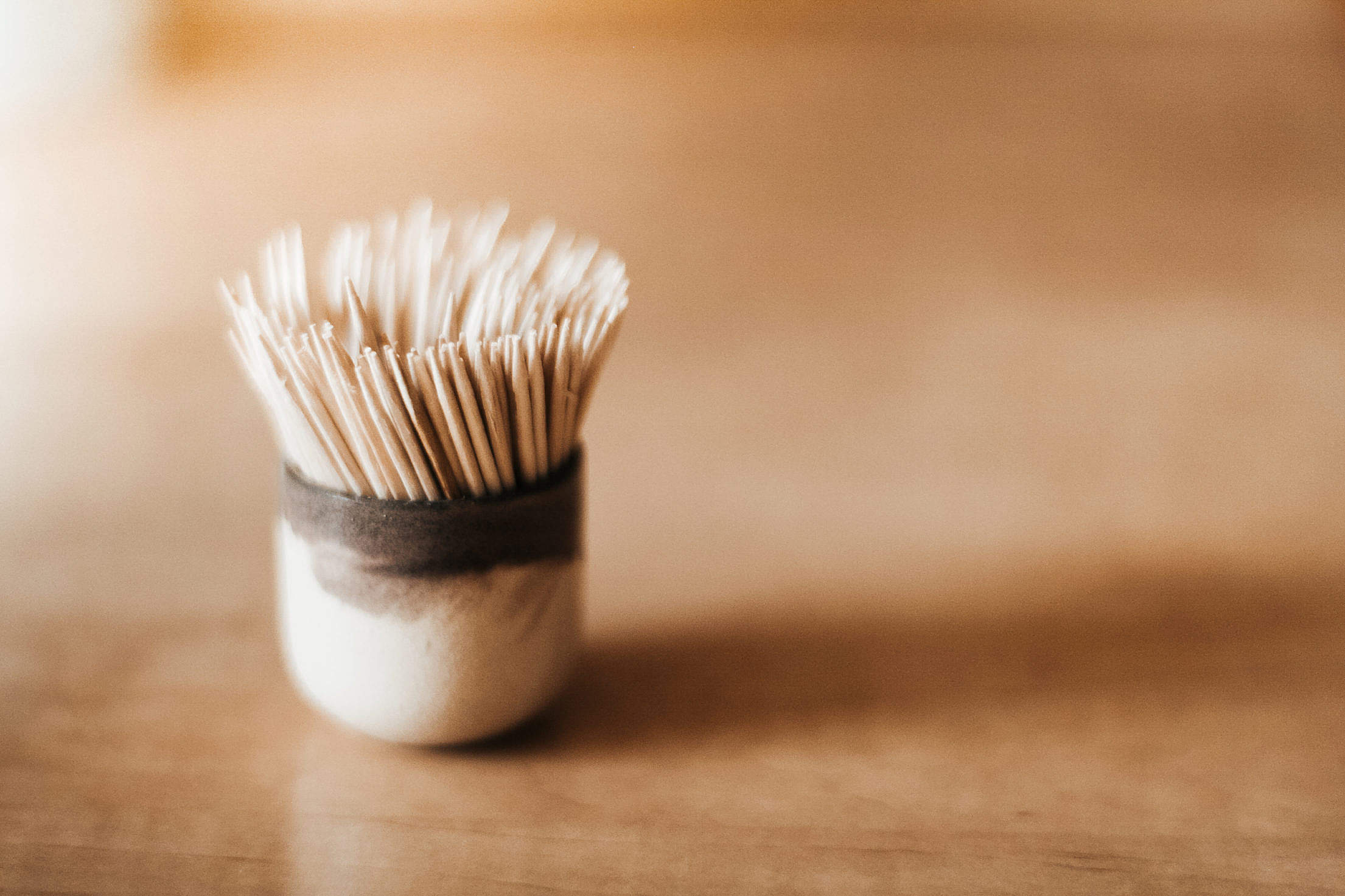 Download Toothpicks Free Stock Photo