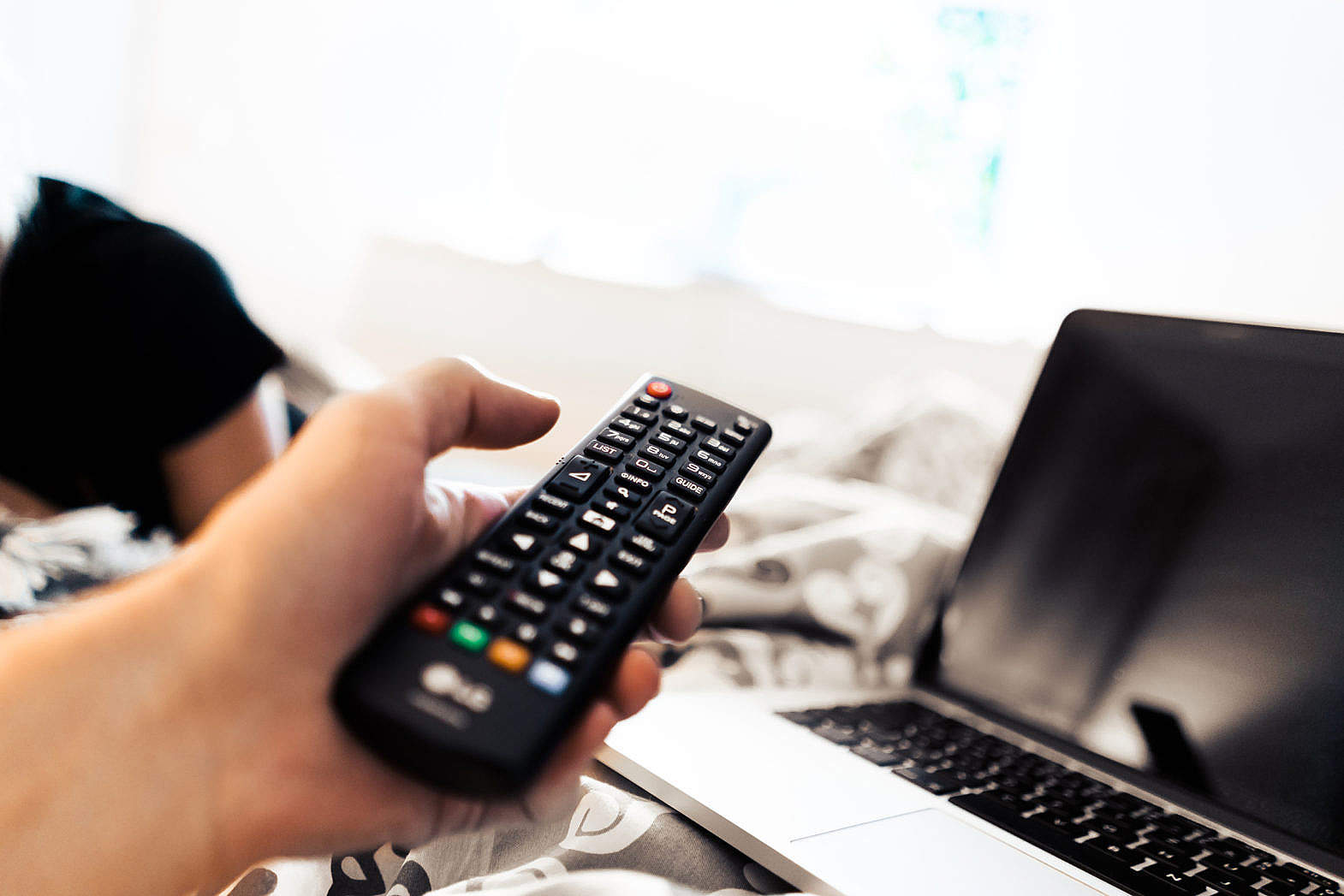 TV Controller Free Stock Photo Download