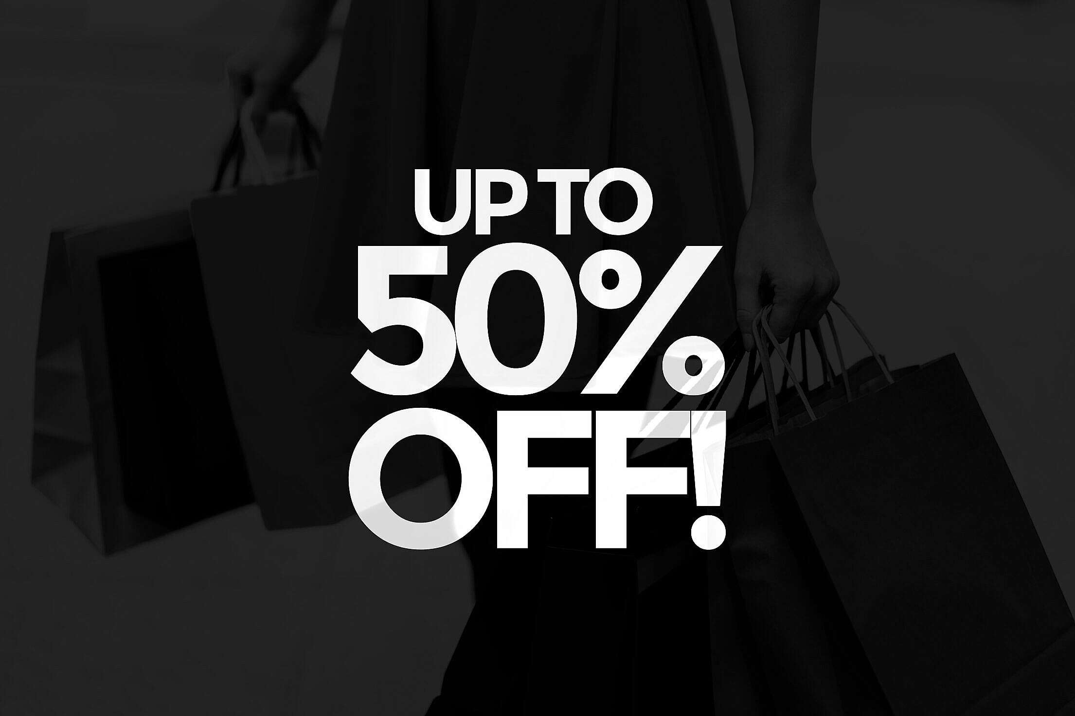 UP TO 50% OFF Sale Visual Free Stock Photo