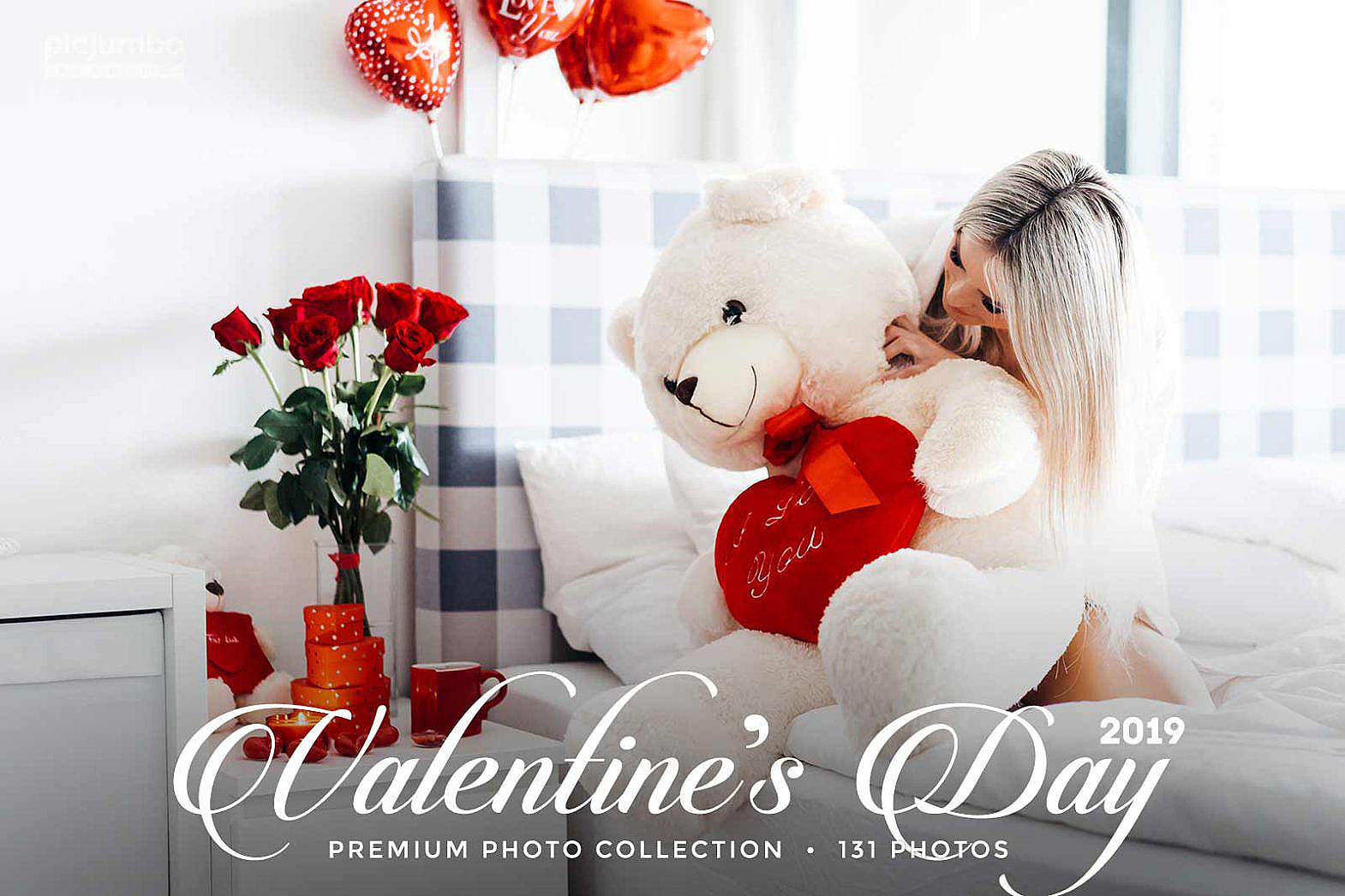 Valentines Day 2019 Stock Photos Collection by picjumbo