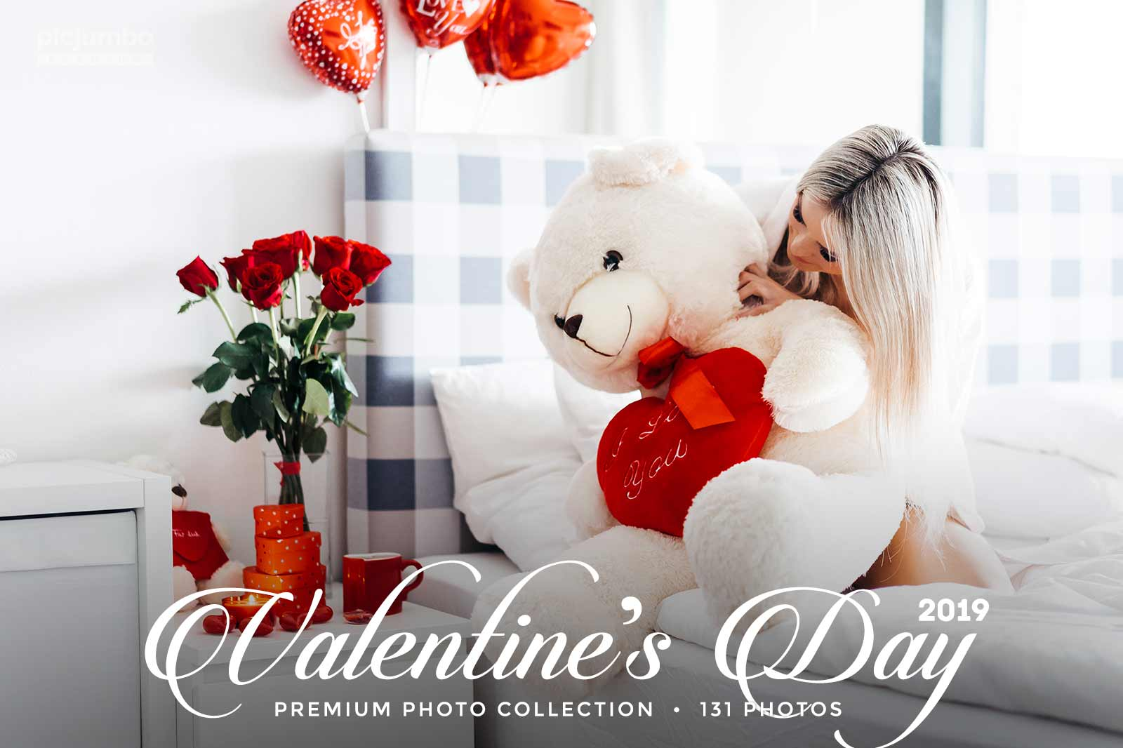 Valentine's Day 2019 stock photo collection
