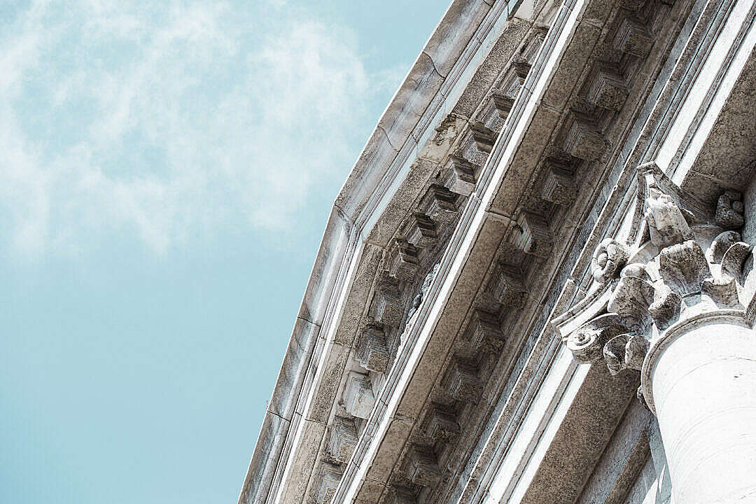Download Venice Cathedral Architecture Detail FREE Stock Photo