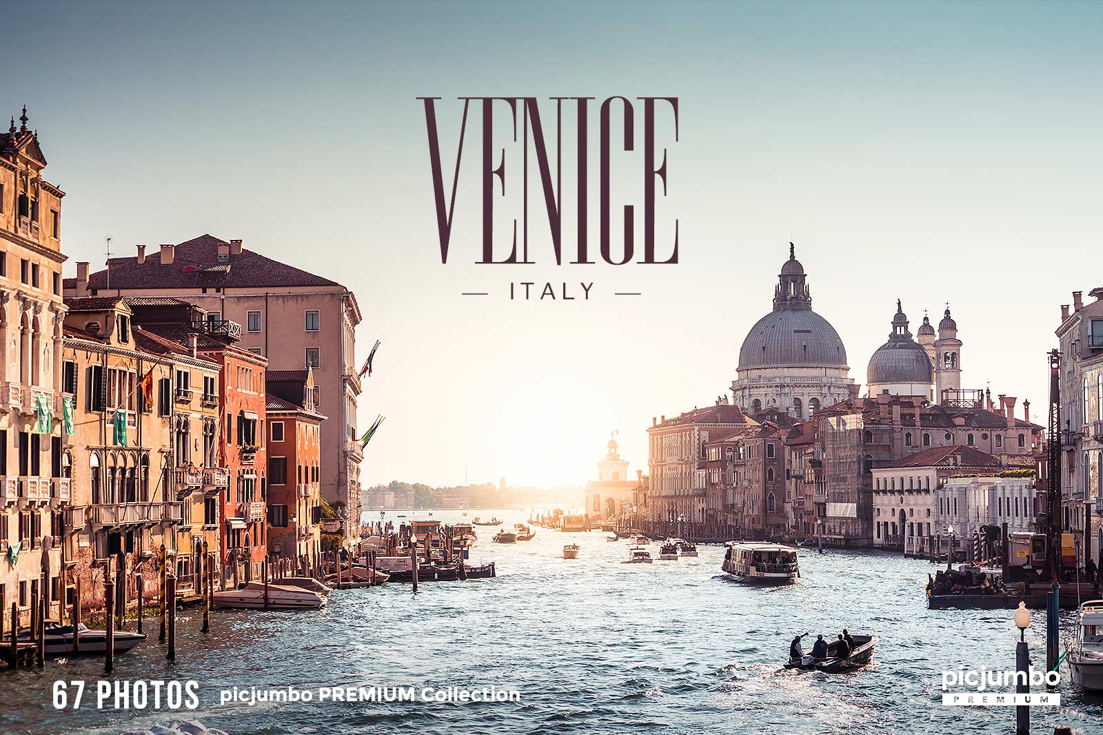 Venice, Italy — get it now in picjumbo PREMIUM!