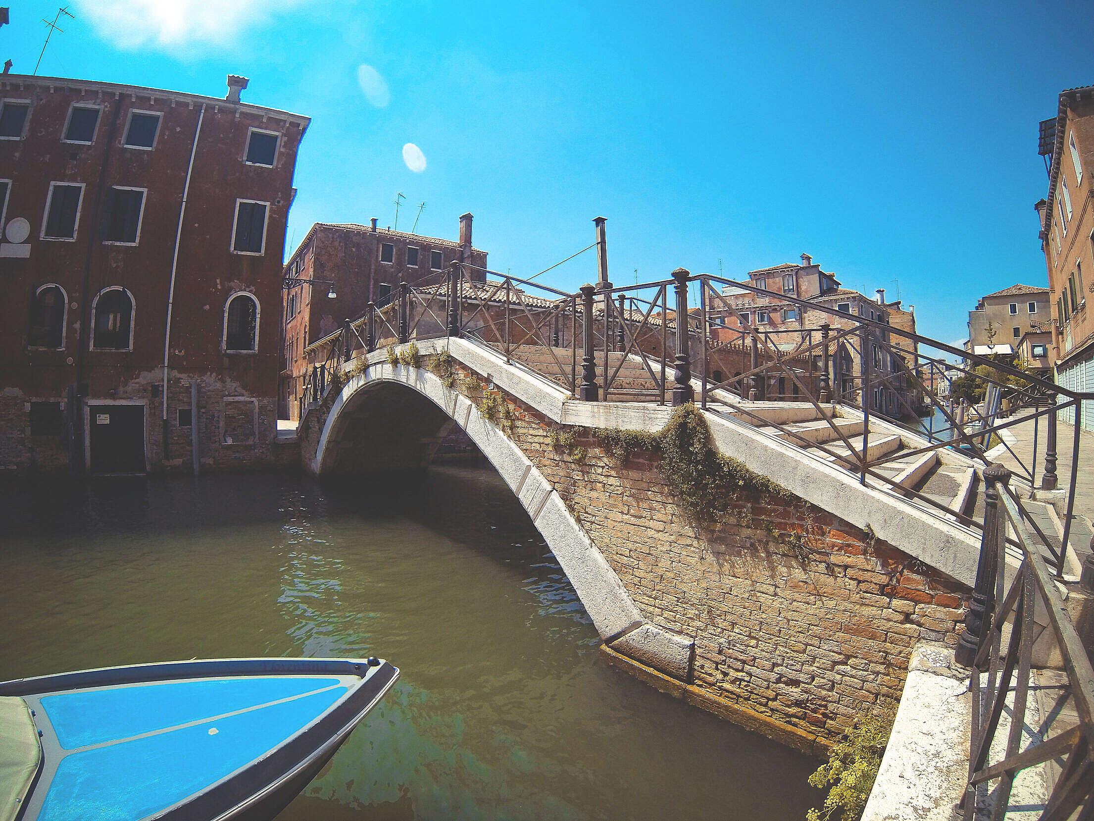 Venice Streets #2 Free Stock Photo