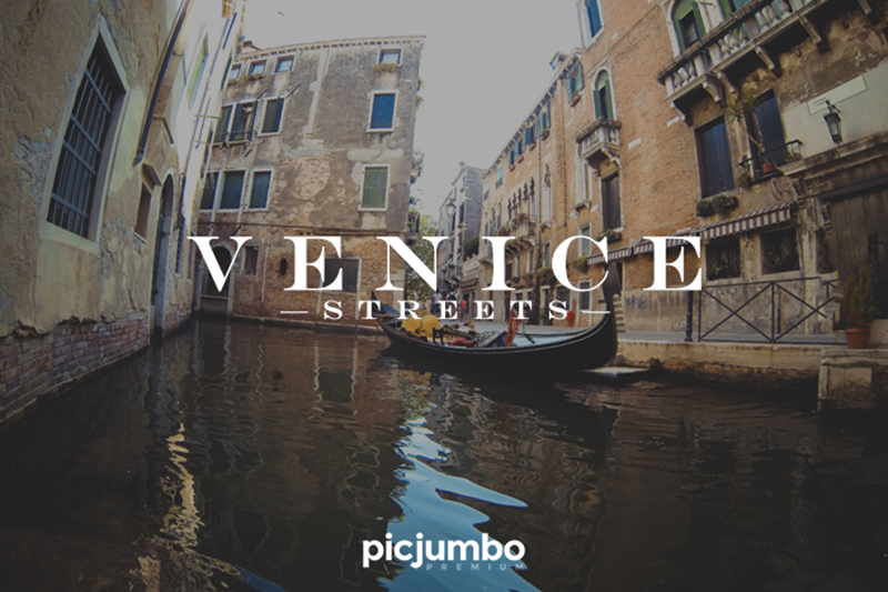 Venice Streets — Join PREMIUM and get instant access to this collection!