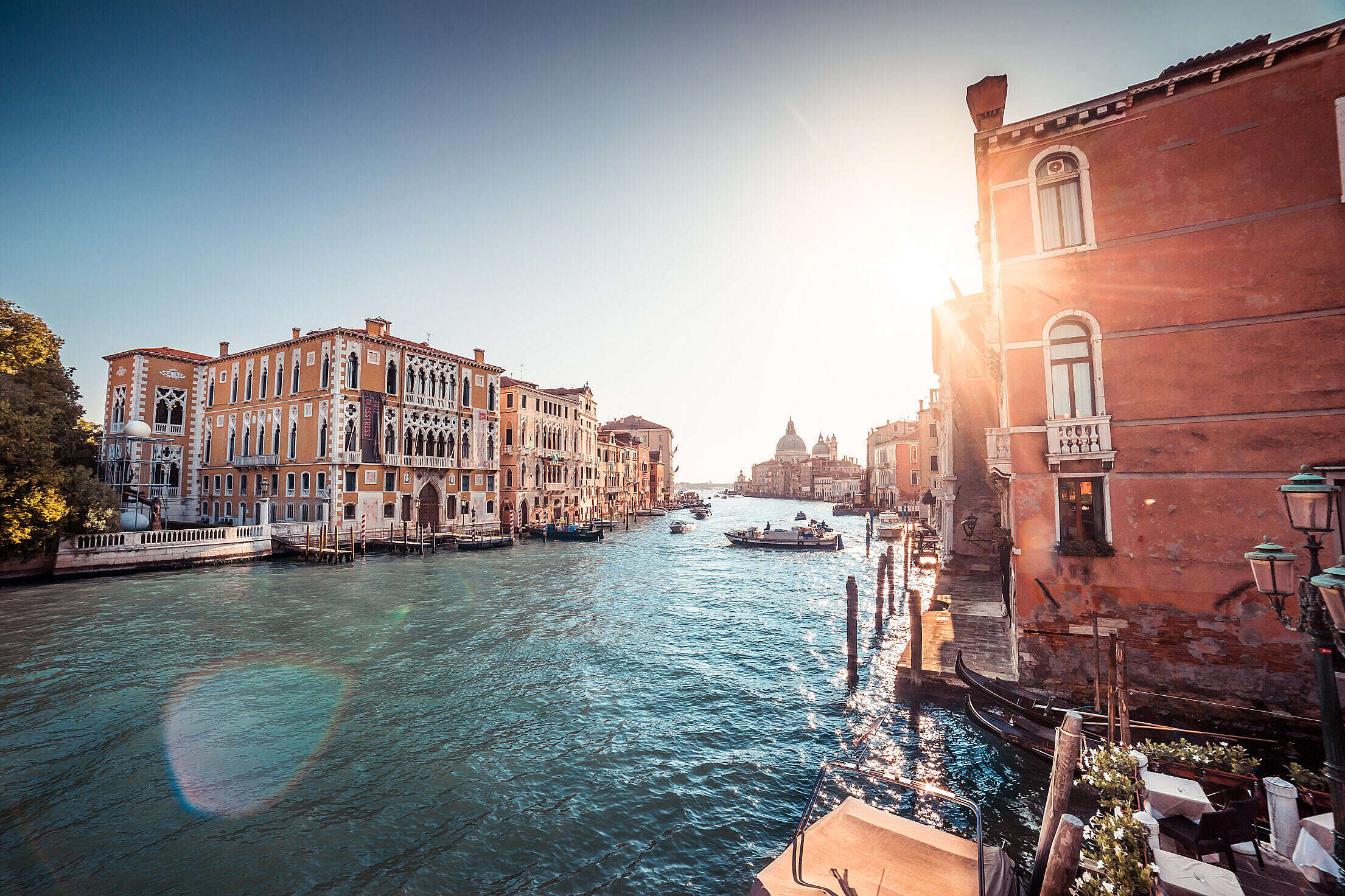 Wonderful Venice, Italy Free Stock Photo