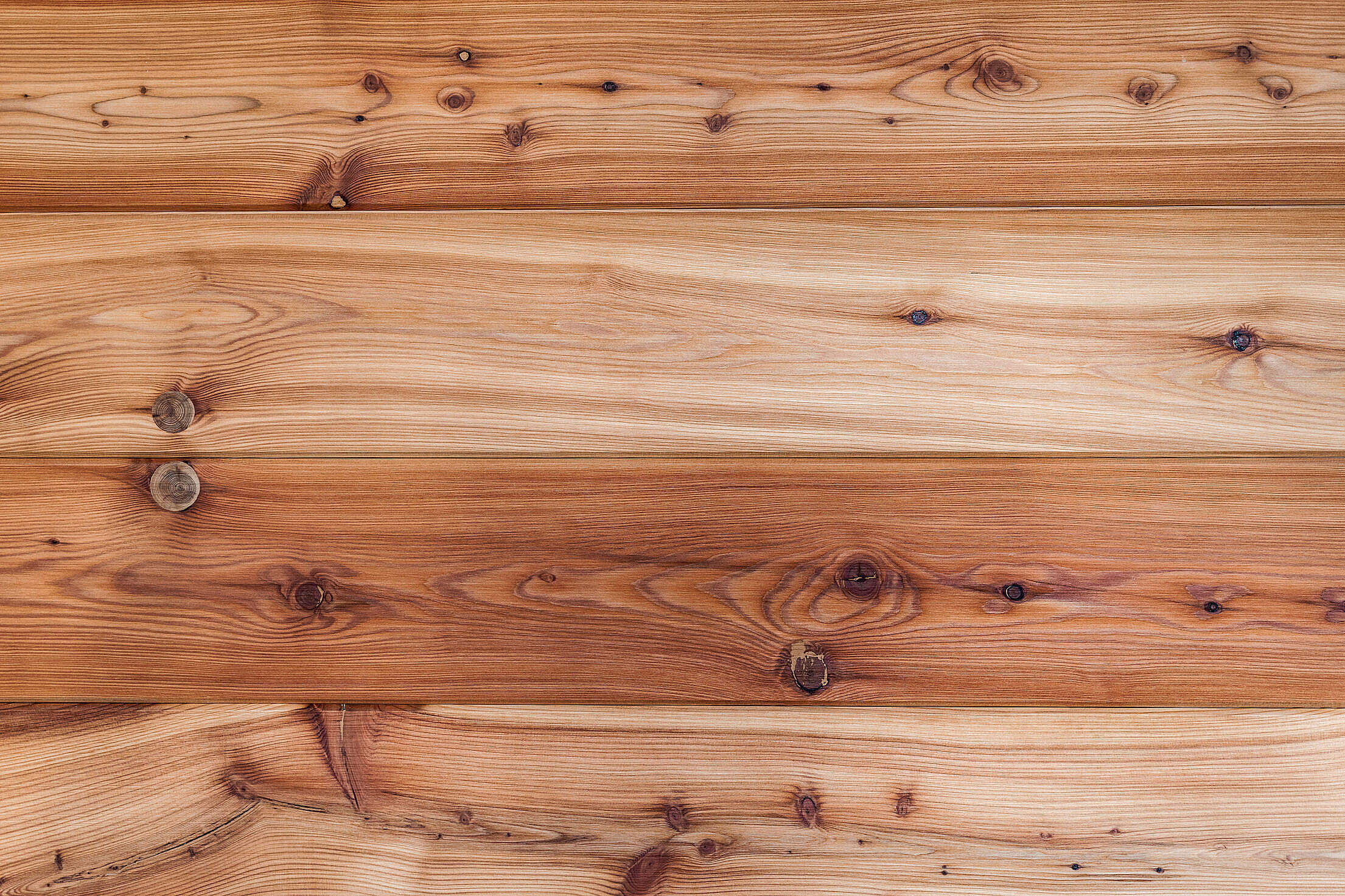 Wood Wall Decking Texture Free Stock Photo