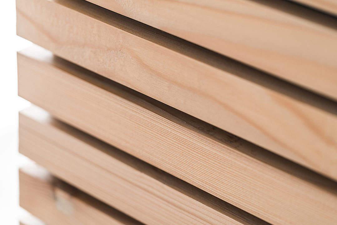 Download Wooden Lines Modern Interior Design Pattern FREE Stock Photo
