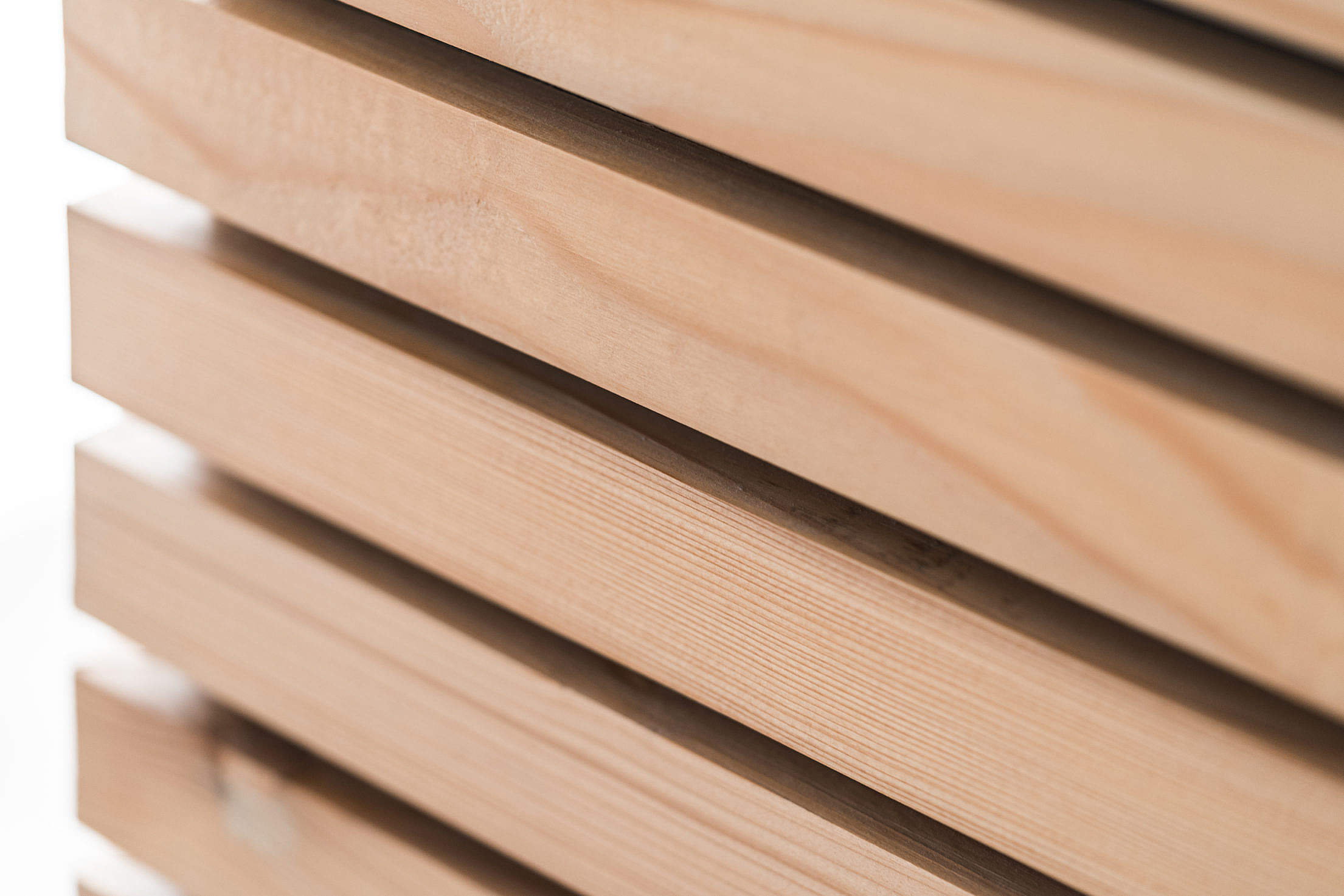 Wooden Lines Modern Interior Design Pattern Free Stock Photo