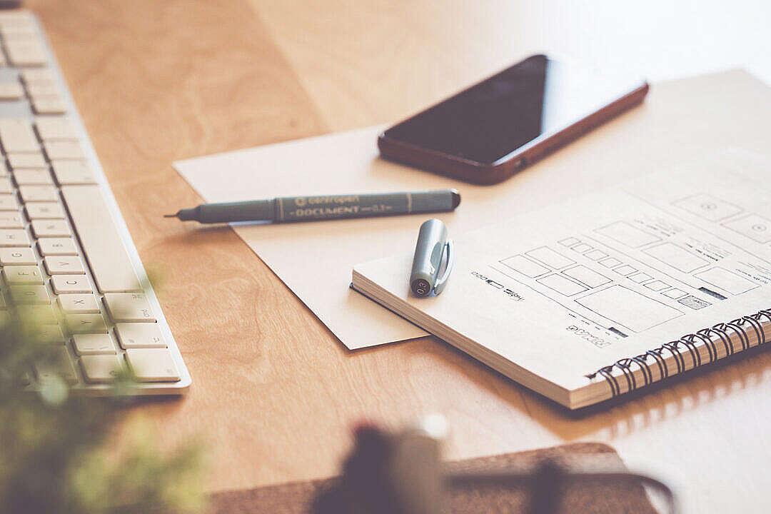 Download Work In Progress Web Design Layout Ideas FREE Stock Photo