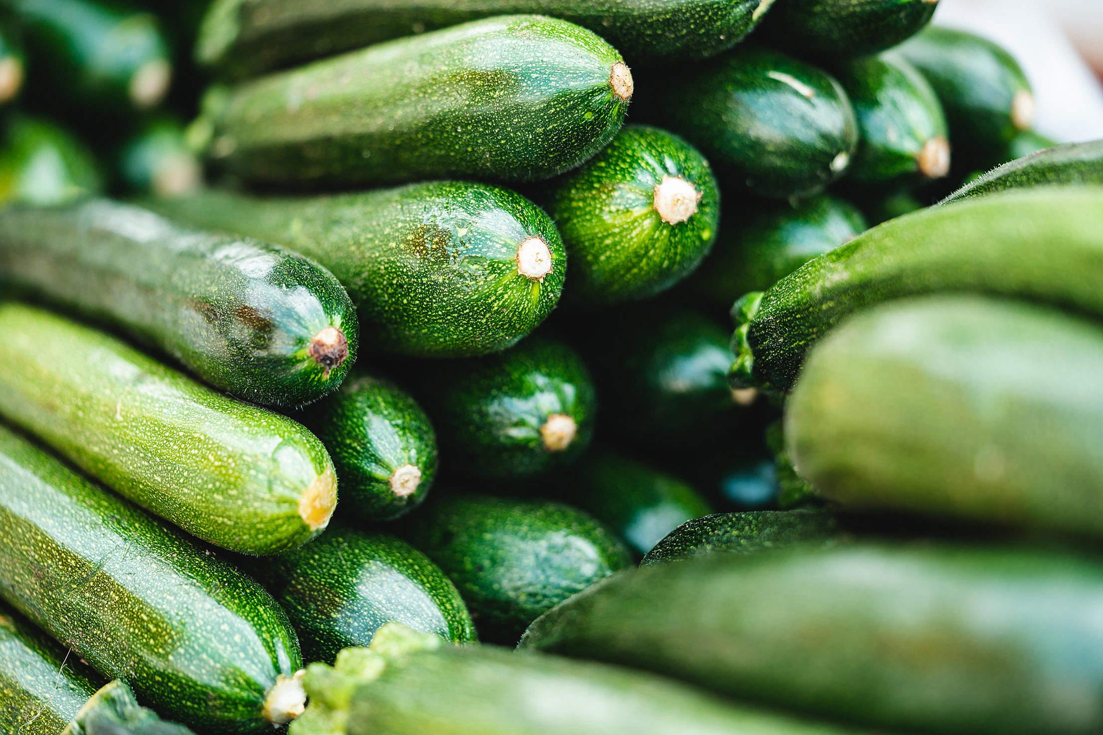 Zucchini Free Stock Photo